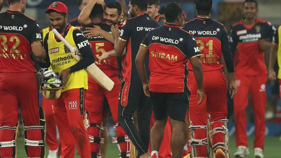 RCB vs DC IPL 2021 Royal Challengers Bangalore beat Delhi Capitals by 7 wickets KS Bharat Glenn Maxw- India TV Hindi