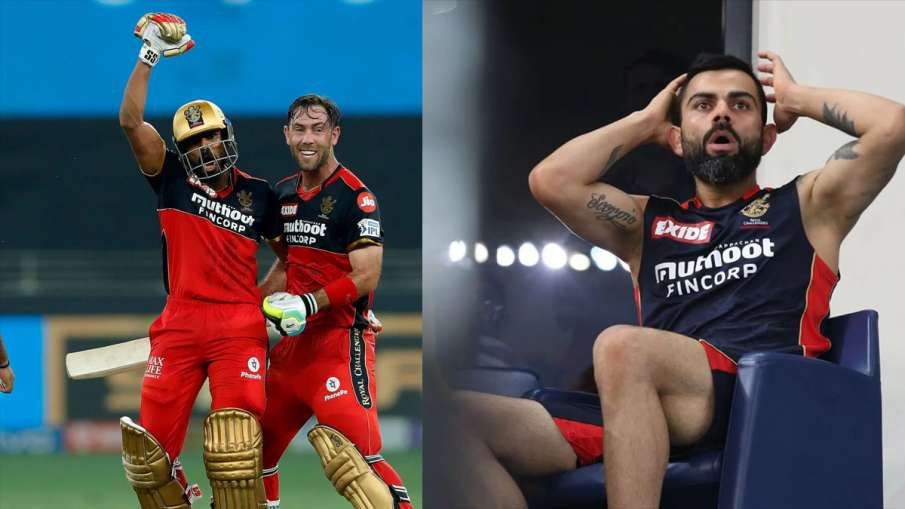RCB vs DC Virat Kohli RCB victory against DC KS Bharat Glenn Maxwell Rishabh Pant- India TV Hindi