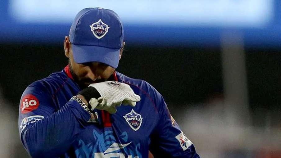 Rishabh Pant was stunned after the defeat at the hands of KKR, Rahul Tripathi said this DC vs KKR- India TV Hindi