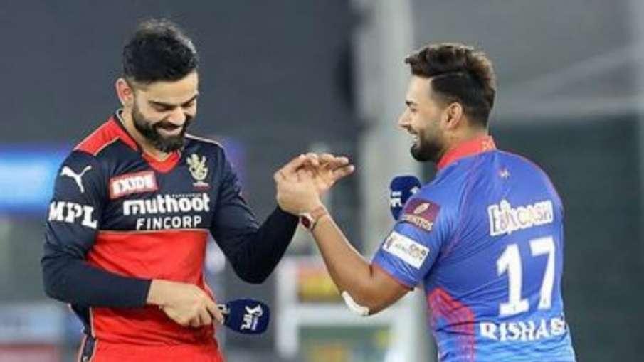 RCB vs DC IPL 2021 Toss Live Updates, Match Today...- India TV Hindi