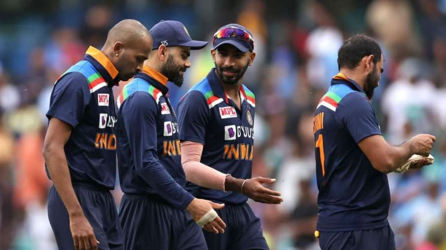 T20 World Cup: indian team new jersey will be launched...- India TV Hindi