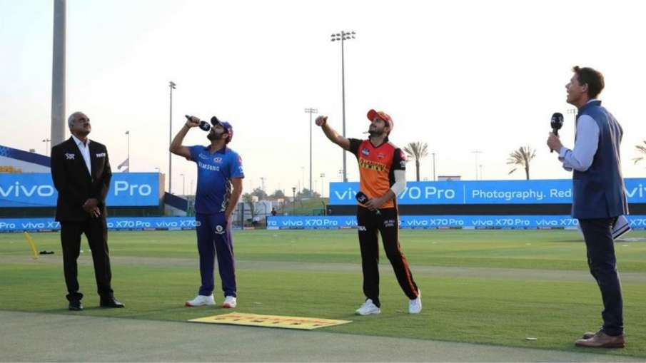 IPL 2021 SRH vs MI: manish pandey comes out to lead...- India TV Hindi