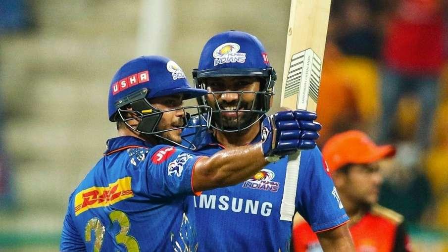 SRH vs MI IPL 2021: ishan kishan scores fifty in 16...- India TV Hindi