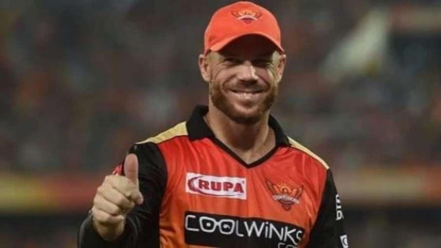 David Warner pens emotional farewell message for SRH...- India TV Hindi