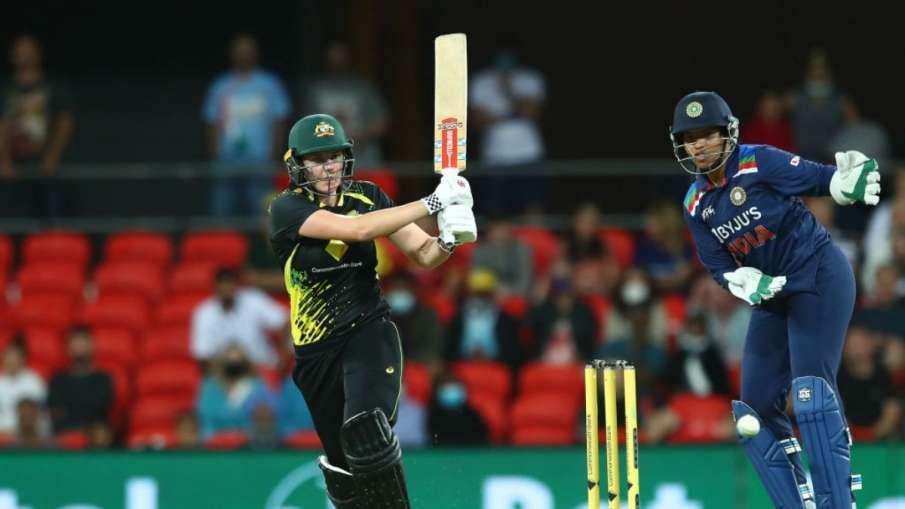 AUS W vs IND W: Tahlia McGrath Guides Australia Women to...- India TV Hindi