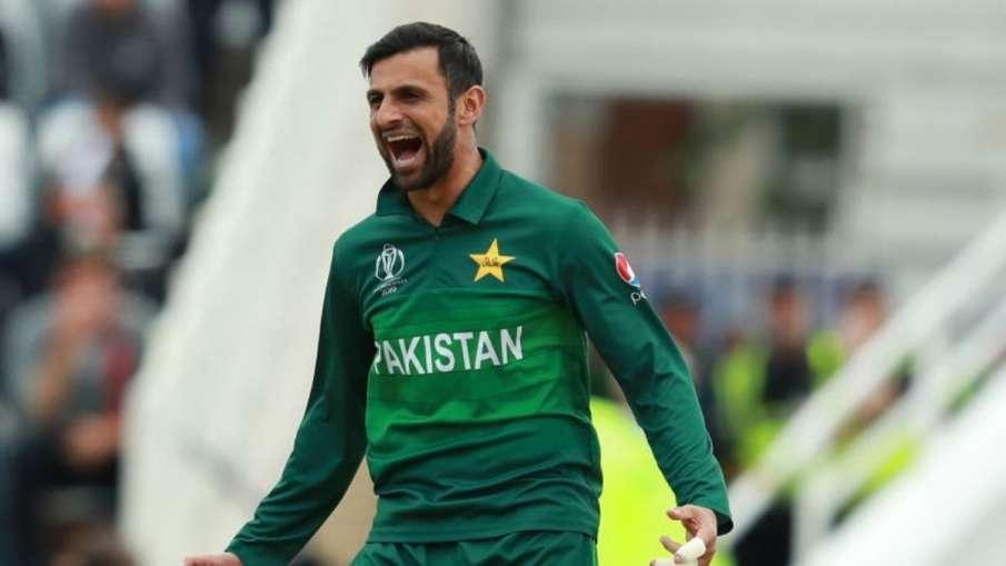 Shoaib Malik replaces Sohaib Maqsood in T20 World Cup...- India TV Hindi