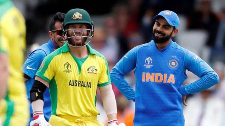 T20 WC 2021: Aaron Finch said this about Warner before the practice match against India- India TV Hindi