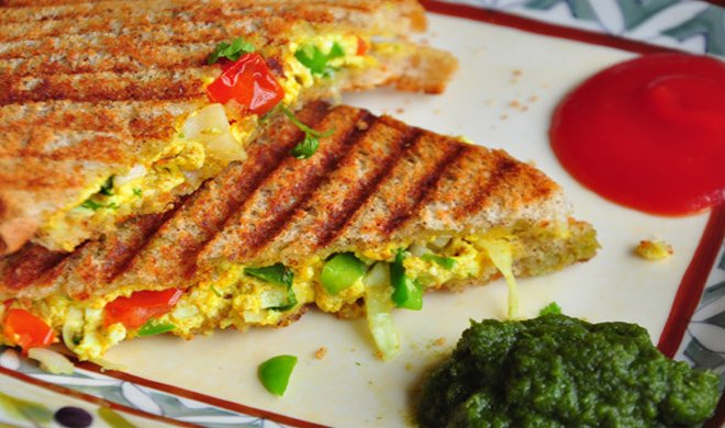 breakfast recipe: पनीर टोस्ट- India TV Hindi