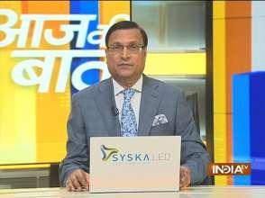 आज की बात: काबुल से इंडिया टीवी की रिपोर्ट, तालिबान कैसे आत्मघाती हमले करके दहशत पैदा करने की कोशिश कर रहा है