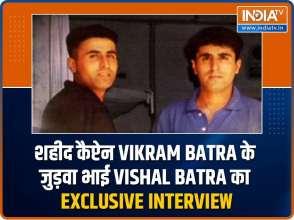 'दिल मांगे मोर' की असली कहानी, शहीद कैप्टन विक्रम बत्रा के भाई की जुबानी